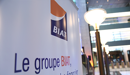appartenance au groupe BIAT